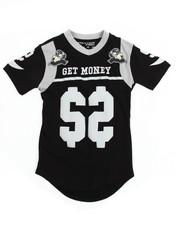 Arcade Styles - Get Money Jersey Tee (8-20)