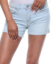 Shorts - Roll Cuff Denim Short-2199288