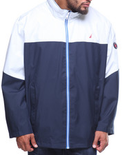Nautica - Color Block Bomber Jacket (B&T)-2201055
