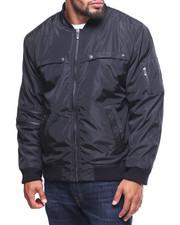 Light Jackets - Iridescent Multipocket Jacket (B&T)-2200999