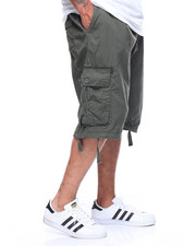 Buyers Picks - Fine Twill Jogger Shorts Cargo (B&T)-2201060