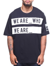 Sean John - We Are Who We Are Tee (B&T)