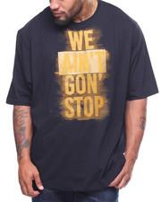 Sean John - We Aint Gon Stop Tee (B&T)