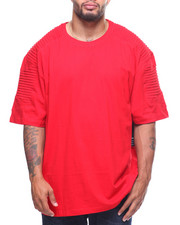 Men - S/S Laguna Pleated Yoke Tee (B&T)-2200658