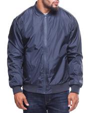 Light Jackets - Printed Nylon Jersey Lined Jacket (B&T)-2201035