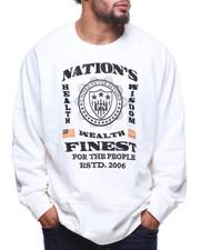 Sweatshirts & Sweaters - L/S Raglan Sweatshirt (B&T)
