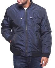 Light Jackets - Iridescent Multipocket Jacket (B&T)-2201003