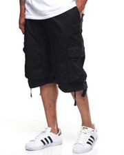 Buyers Picks - Fine Twill Jogger Shorts Cargo (B&T)-2201188