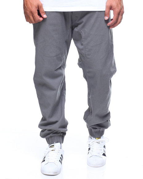 Buyers Picks - Stretch Twill Jogger Pants (B&T)