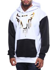 Hoodies - L/S Dripping Bull Hoodie (B&T)-2201007