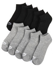 Socks - 10 Pack Cushioned Low Cut Socks-2200132