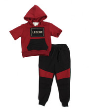 Sets - Neoprene Long Set (2T-4T)