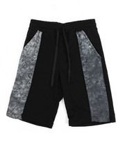 Bottoms - French Terry Shorts (8-20)