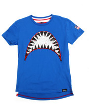 Boys - Two Tone Flip Sequins Fashion Tee (8-20)-2200470