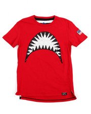 Boys - Two Tone Flip Sequins Fashion Tee (8-20)-2201173