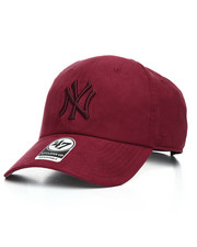 Hats - New York Yankees Ultrabasic 47 Clean Up Strapback Hat