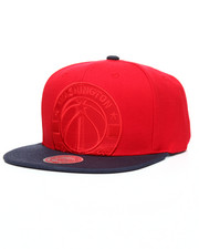 arrives 35e52 611d1 Mitchell   Ness - Washington Wizards Cropped Satin Snapback Hat-2201232