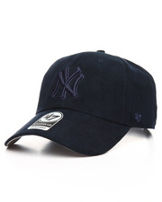 '47 - New York Yankees Ultrabasic 47 Clean Up Strapback Hat-2201221