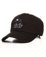 HUF - Felix Skate Curve Brim Strapback Hat-2201321