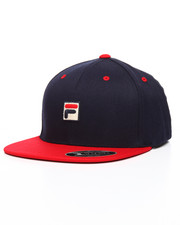 Fila - Heritage Wool Snapback Hat