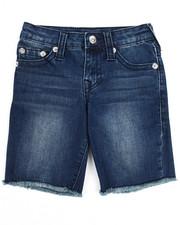 True Religion - Savage Saloon Denim Shorts (4-7)