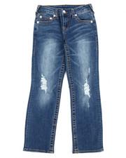 True Religion - Golden Knights Denim Jeans (8-20)