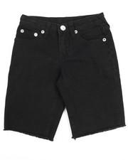 True Religion - Slim Single End Shorts (8-20)-2201416