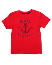 Nautica - Joe Graphic Tee (4-7)-2201554