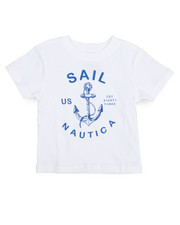Nautica - Joe Graphic Tee (2T-4T)-2201536