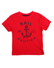Nautica - Joe Graphic Tee (2T-4T)-2201550
