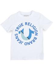 True Religion - True Religion Textured Tee (8-20)