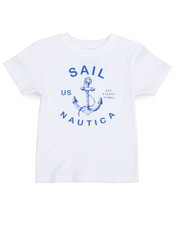 Nautica - Joe Graphic Tee (4-7X)-2201540