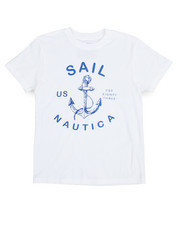 Nautica - Joe Graphic Tee (8-20)-2201545