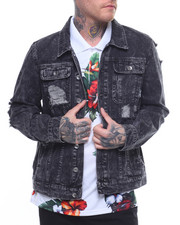 LRG - Washed Denim Jacket-2203301