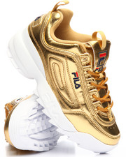 Footwear - Disruptor 2 Premium Metallic Sneakers-2202871