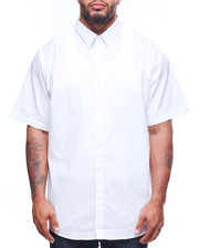 Big & Tall - S/S Solid Woven (B&T)-2202913