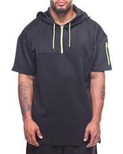 Hoodies - Endurance Quarter Zip S/S Hoodie (B&T)-2202784