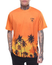 LRG - S/S Palm Tree Knit