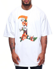 LRG - S/S Leaves Tee (B&T)