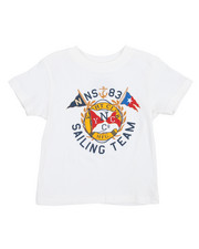 Nautica - Cliff Graphic Tee (2T-4T)-2201968