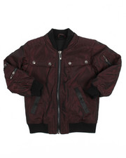 Outerwear - Iridescent Multipocket Jacket (4-7)-2202526