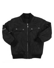Outerwear - Iridescent Multipocket Jacket (4-7)-2202049
