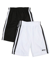 Arcade Styles - 2Fer Stx Gym Shorts (2T-4T)-2202040