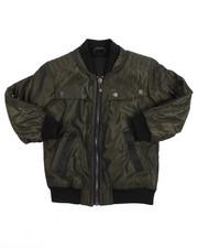 Outerwear - Iridescent Multipocket Jacket (4-7X)-2202058
