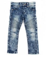 Sizes 2T-4T - Toddler - Acid Moto Jeans (2T-4T)