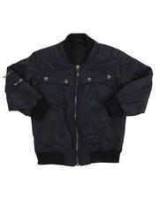 Outerwear - Iridescent Multipocket Jacket (4-7)-2202531