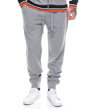 Athleisure for Men - CK RIB TIPPING SWEATPANT