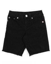 True Religion - Slim Single End Shorts (4-7)-2202006