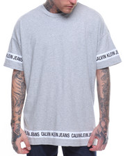 Global Movement Mens - LOGO TAPE OVERSIZED TEE-2202965