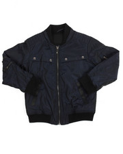Light Jackets - Iridescent Multipocket Jacket (8-20)